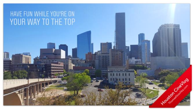 Tex entrepreneurial journey in Houston Texas | Thomas Noschka